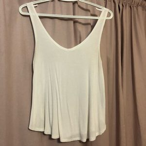 Garage flowy tank top